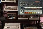 Thumbnail Roland DRUM Sounds Kit Vintage Drum Machine Samples .wav MPC