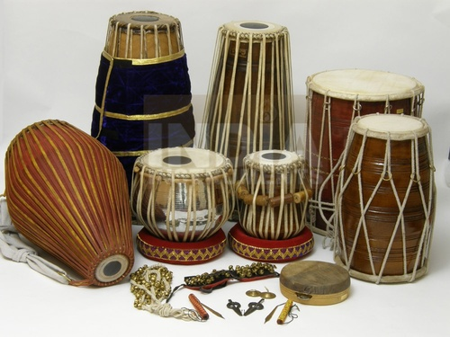 Product picture Indian Percussion Drum Samples Loops 16 bit wav Ethnic FL